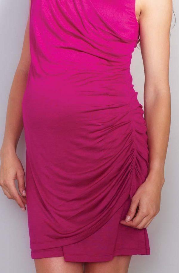 Maternal America Saree Maternity Dress close up
