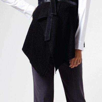 Pea in A Pod Suiting Maternity Pants with tunic