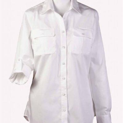 Heather Lehmann - Audrey Long Sleeve Breastfeeding/Nursing Top