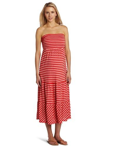 Maternal America Convertible Strapless Skirt Dress