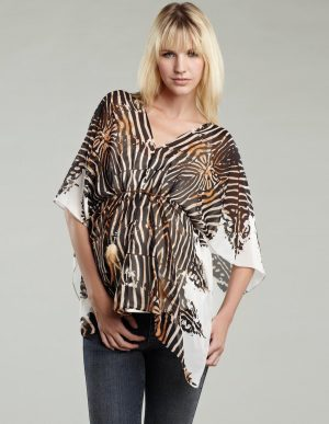 Maternal America Kaftan with Cami Maternity Top