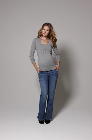 Esprit Maternity Flared cut denim under the belly Jeans