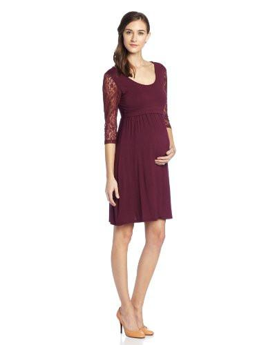 DOTE Julia Breastfeeding Maternity Dress