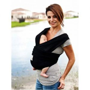 Baby K'tan Baby Carrier Breeze black