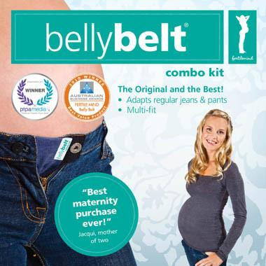 BellyBelt Combo The ultimate maternity wear solution!