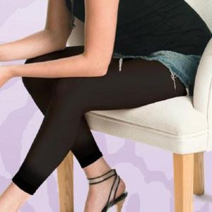 Fertile Mind Footless Maternity Soft Tights