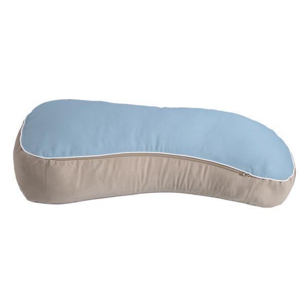 Milkbar Portable Nursing Pillow Blue