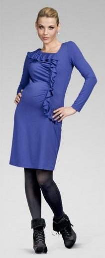 Happy Mum Flirty Maternity Dress