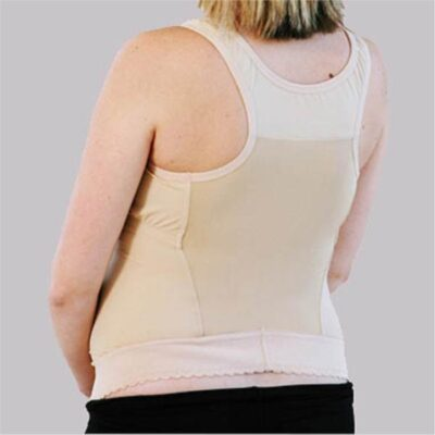 BellyBra for Maternity Back Pain Support nude