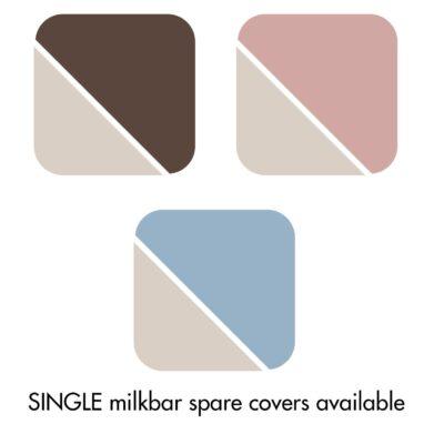 Spare Cover for Milkbar Nursing Pillow