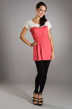 Maternalove Sweetheart Nursing Top