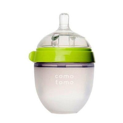 Comotomo Natural Feel Baby Bottle - Newborn 0-3 months 150ml