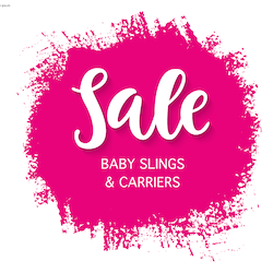 sale slings and carriers image