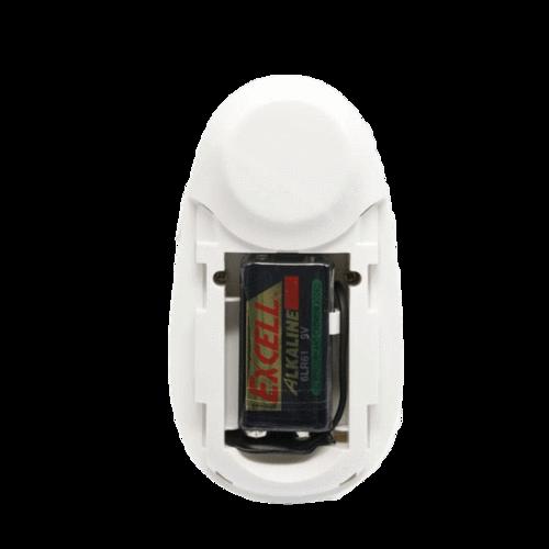 angelsounds pocket fetal doppler battery compartment