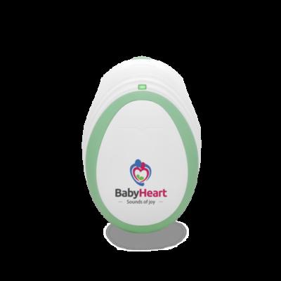 babyheart mini doppler front view
