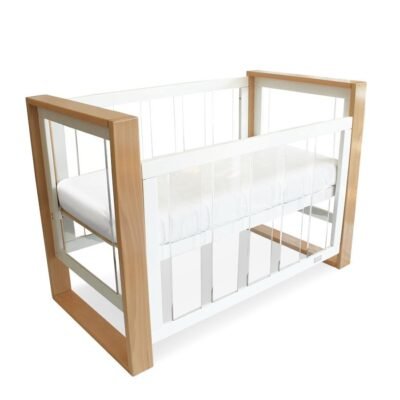 kaylula bella cot at bassinet level