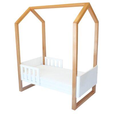 kaylula mila cot toddler rails both sides down