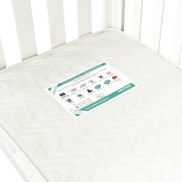 my first innerspring cot mattress