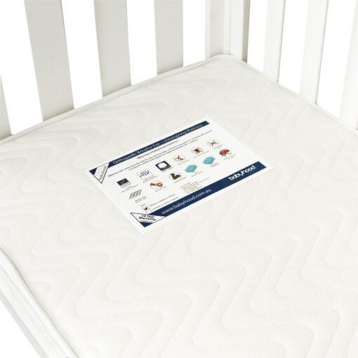 orthopaedic innerspring cot mattress