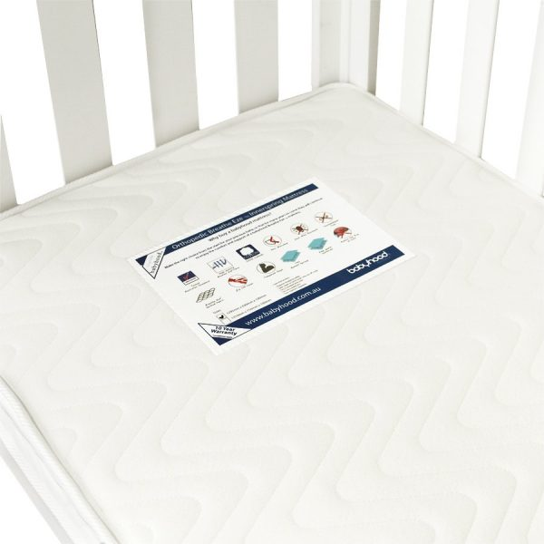 orthopaedic innerspring cot mattress
