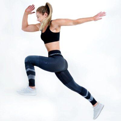 supacore jacinda postpartum compression leggings exercising