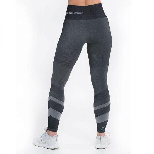 supacore jacinda grey postpartum compression leggings back view