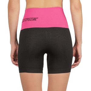 supacore compression shorts pink waistband back view