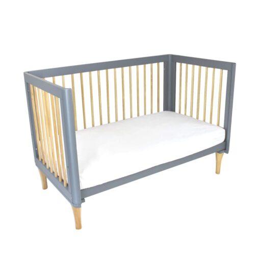 riya cot set as todder bed without rail