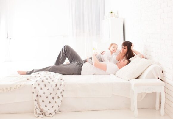 tips for safe co sleeping