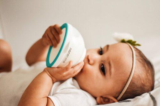 nanobebe breastmilk bottle self feeding