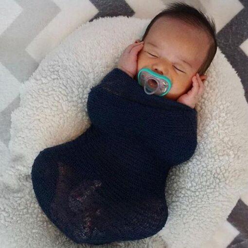nanobebe flexy pacifier sleeping newborn