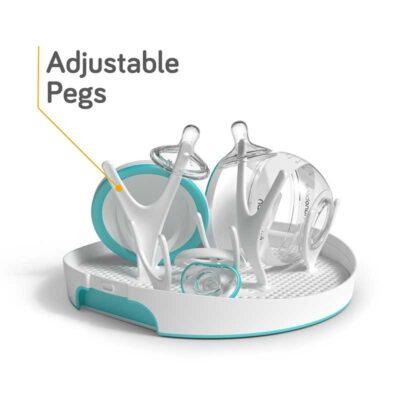 nanobebe newborn gift set steriliser open